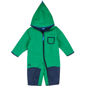 Finkid Pikku Winter Overall Kids, leaf/navy